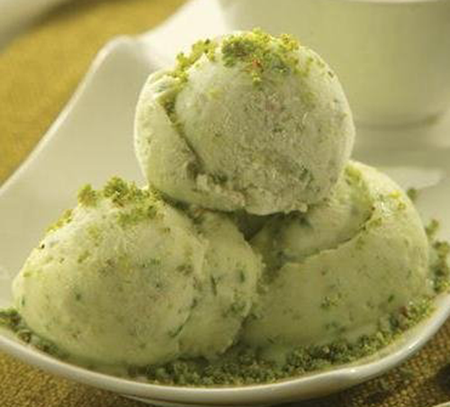 easy homemade pistachio ice cream recipe