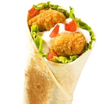 KFC Twister Wrap